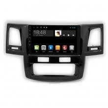 Toyota Hilux 9 inç Android Navigasyon ve Multimedya Sistemi