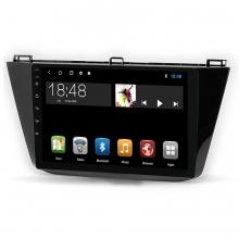 Volkswagen Tiguan 10.1 inç Android Navigasyon ve Multimedya Sistemi